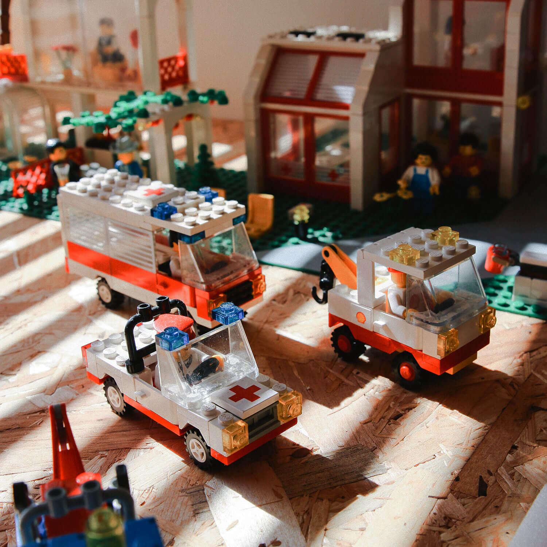 David Hakkert VersGemerkt Lego
